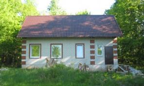 2-этажный дом 69 м² (кирпич) на участке 22 сот., 5 км до города