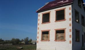 2-этажный дом 160 м² (кирпич) на участке 16 сот., 5 км до города