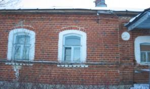 1-этажный дом 56 м² (кирпич) на участке 31 сот., 5 км до города