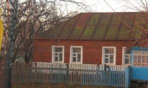 дом 50 м² (кирпич) на участке 50 сот., 12 км до города