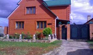 Новый жилой дом