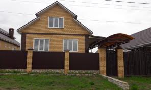 Продаются два новых жилых дома